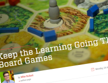 Boardgame Article