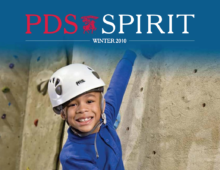 PDS Spirit Magazine, Winter 2010